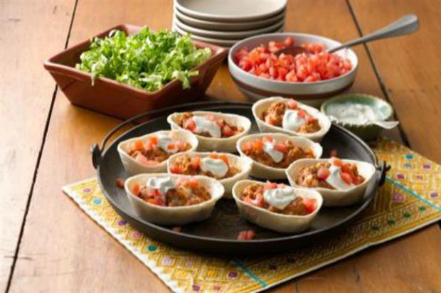 Old El Paso pop-up: celebrating launch of new range