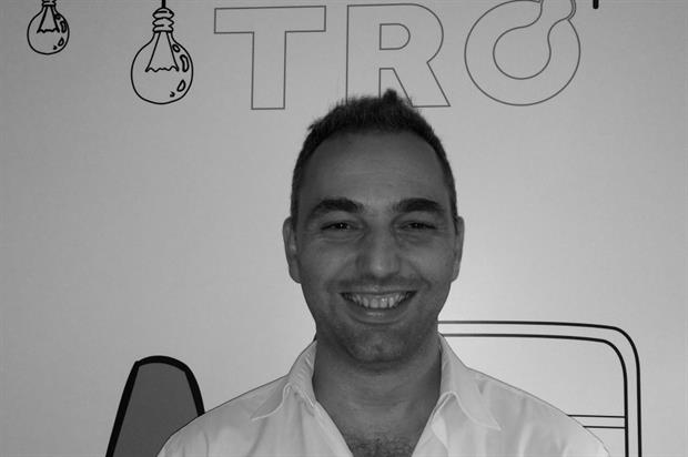 Emanuele Ceppelli: newly appointed creative tech director EMEA