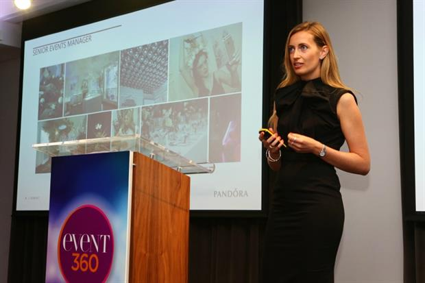 Event360: Pandora and the benefits of experiential
