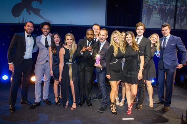 PsLive won Brand Experience Agency of the Year at last year's awards