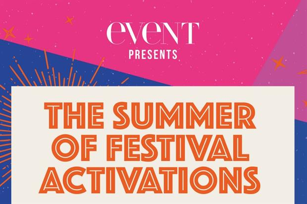 Eventographic: Summer of Festival Activations