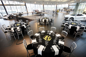 Audi Quattro Rooms reveals new additions to 2011 supplier list