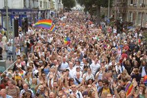 New group wins bid to organise Brighton Pride 2012