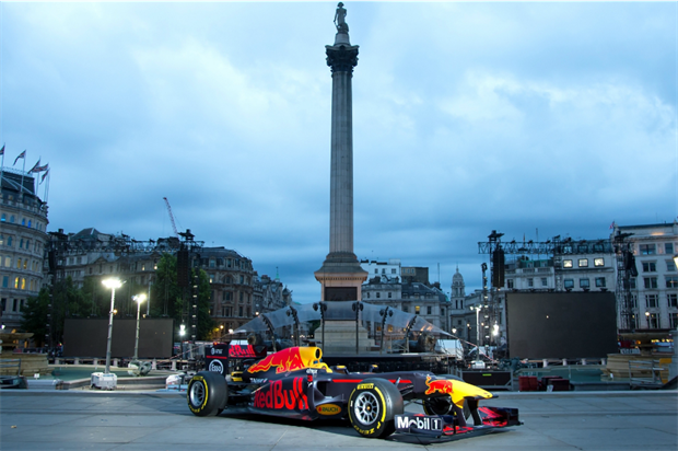 Behind the scenes: Formula 1's F1 Live event