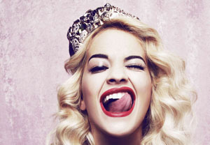 Rita Ora to headline As One in the Park 2013