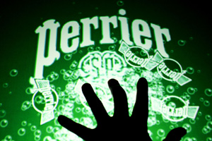 Perrier cocktail party at Movida