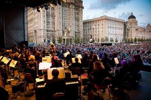 Liverpool's Philharmonic Orchestra