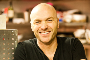 Simon Rimmer was signed up to headline the show, which has been postponed