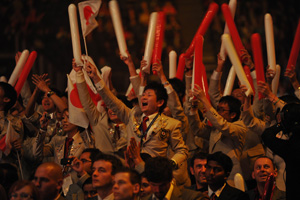 Picture gallery: WorldSkills 2011 closing ceremony