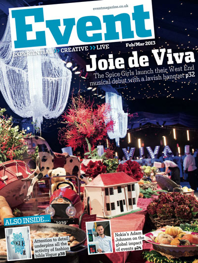 The Feb/Mar issue of Event