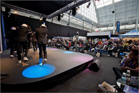 Event Production Show records 15% exhibitor rise