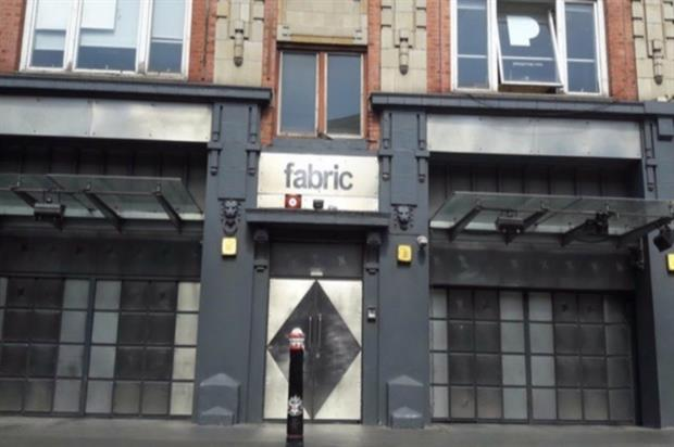 Fabric: reopening after four-month closure