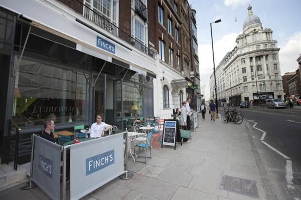 Finch's in Finsbury Square will become a one-day House of Happiness