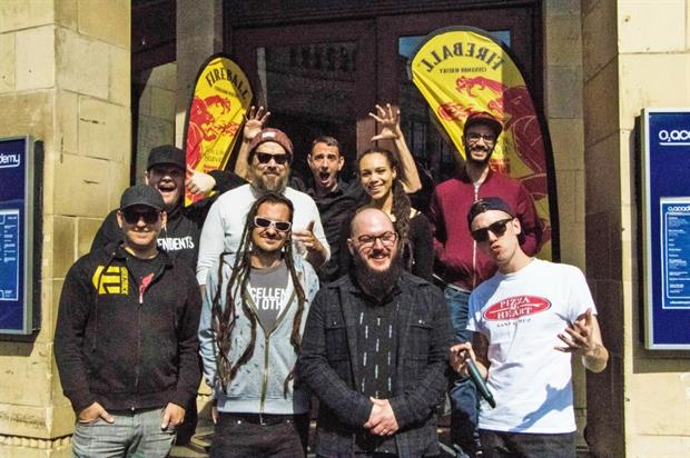 Florida ska-punk pioneers Less Than Jake will feature as part of the Fireball tour