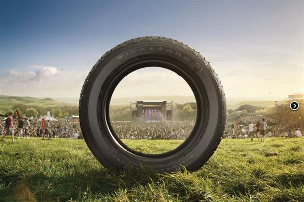 Firestone to activate at Reading festival