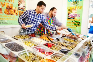 New 2014 events planned by the Foodies Festivals organisers