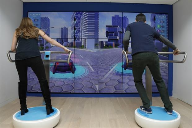 Ford builds experience centre in New York
