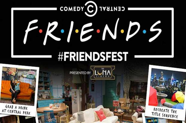 FriendsFest: returning for a UK tour in September
