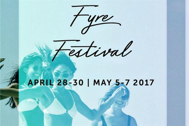 Engaging Influencers: What Fyre Fest should have known