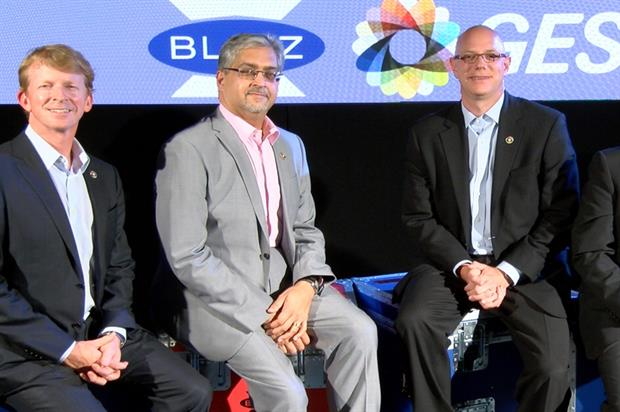GES and Blitz announce acquisition