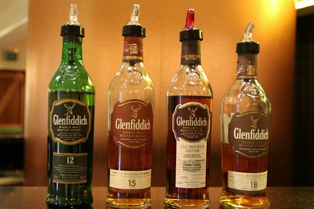 Glenfiddich to host whisky construction workshop