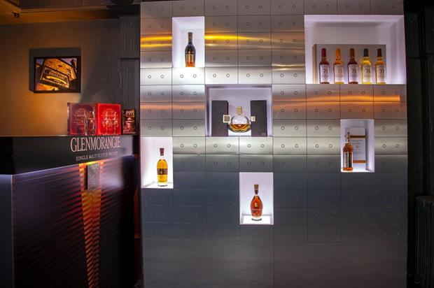 The Glenmorangie pop-up will be available to experience on Saturday (5 March)