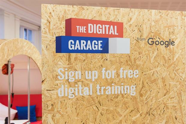 Google Garage opens in Newcastle today, where it will remain for three months