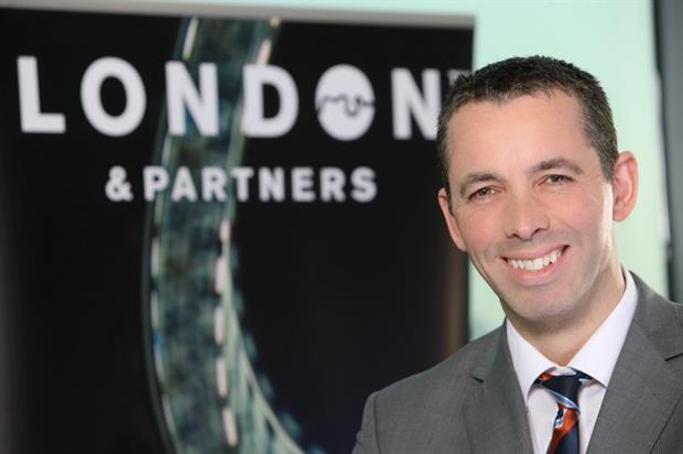 Gordon Innes: leaving his role as CEO