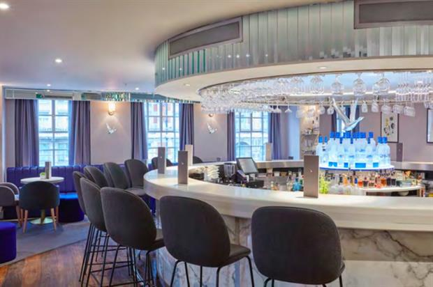 The event is designed to celebrate the launch of the retailer's Fifth Floor Bar