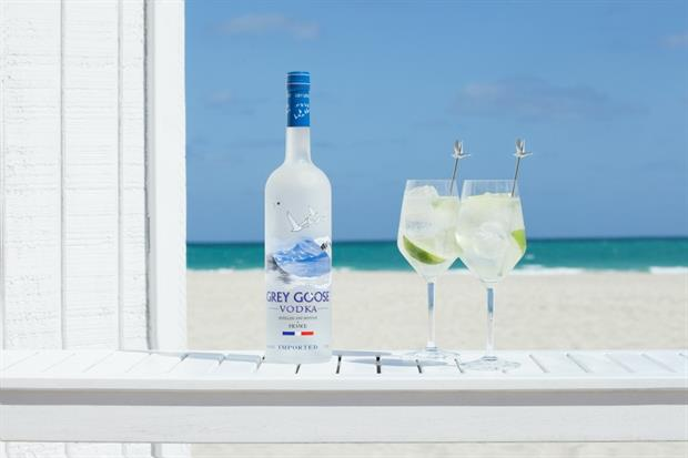 Grey Goose announces partnership with Rooftop Cinema