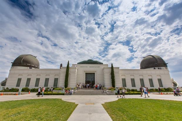 LA's Griffith Observatory: featured in La La Land