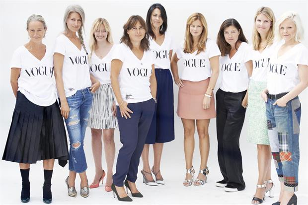 Shulman and other Vogue editors, who will be in attendance at the event