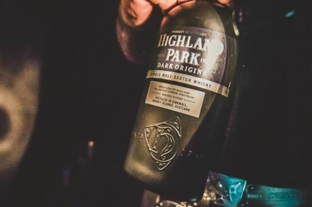 Highland Park: celebrating winter solstice