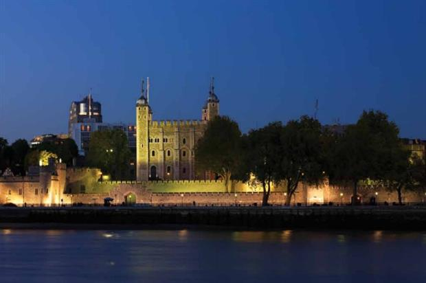 The Tower of London offers a number of spaces for hire (hrp.org.uk)