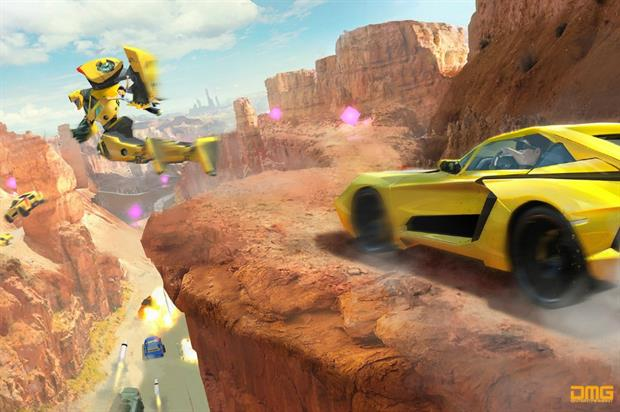 Hasbro to launch Transformers-themed experience centres