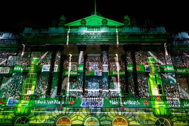 Heineken devised a host of activity as part of its sponsorship of the Rugby World Cup