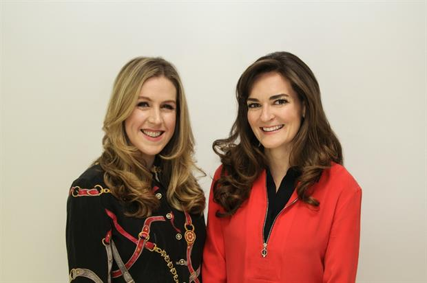 Gemma Chaldecott (L) and Helena Bloomer have been promoted to new roles at Devries Slam