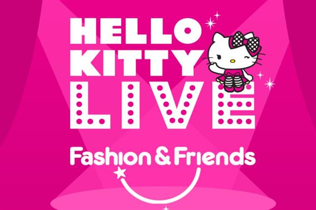 Eventim Apollo will host the world premiere of Hello Kitty Live - Fashion and Friends (hellokittylive.com)
