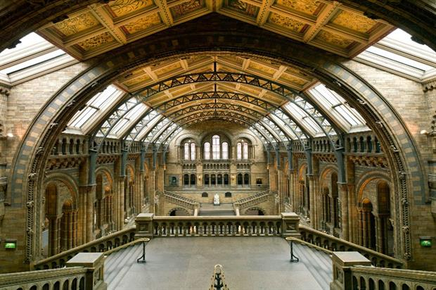 The Natural History Museum has featured in a number of major films, including Jupiter Ascending and Paddington