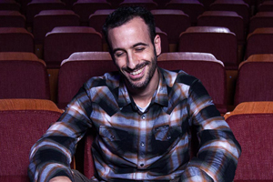 Hofesh Shechter, the guest director for Brighton Festival 2014
