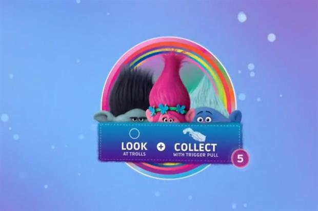 Honda and Dreamworks Animation: Trolls-themed VR driving experience