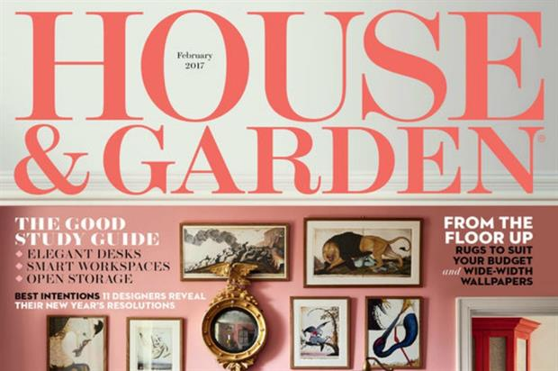 House & Garden: celebrating 70 years in 2017