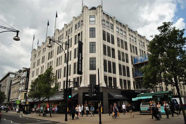 House of Fraser: Oxford Street store is hosting a Beauty Confidential event