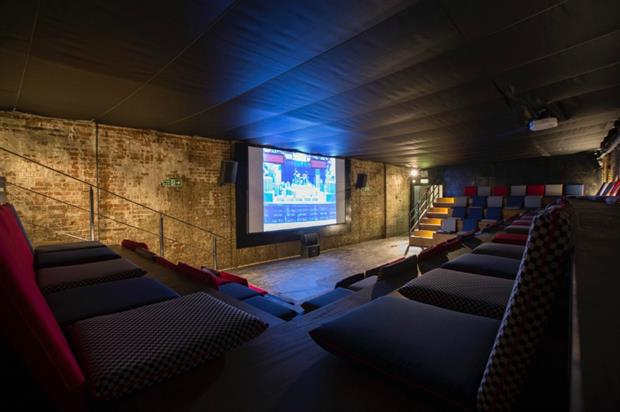 The space can hold up to 850 people with a 160-seater cinema also available to hire