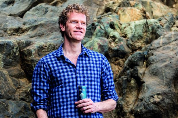 Huib van Bockel is the author of The Social Brand and founder of natural energy drink Tenzing