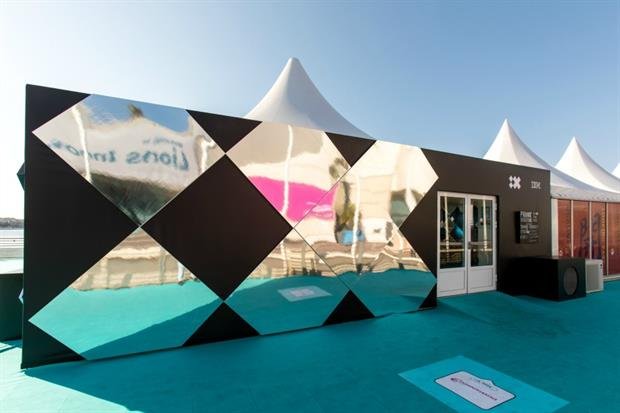Image result for IBM creates cabana experience at Cannes Lions Festival