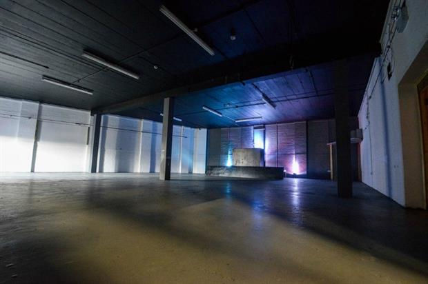 ICAN Studios in Hackney can host events for up to 1,500 people