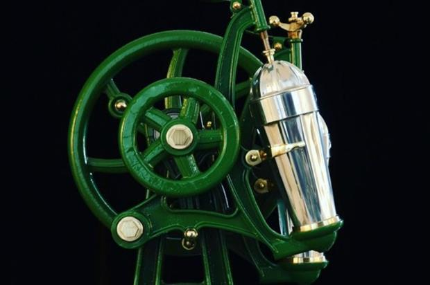 Tanqueray No. 10's imperial shaker will be used to create a bespoke gin-based cocktail