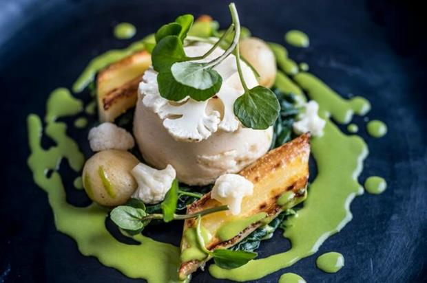 Create incorporates elements of traditional Irish cuisine into some of its dishes