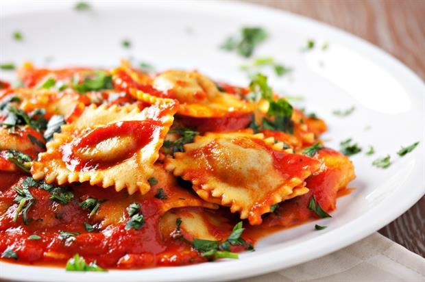 Italian food has long been popular in the UK (photo credit: svariophoto)